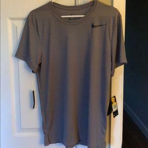Nike dri fit shirt NWT